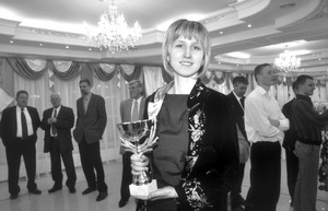 Елена Миськова