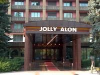 Отель Jolly Alon