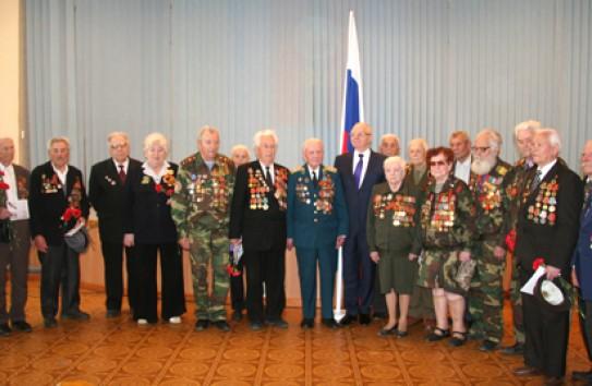 Тираспольским ветеранам