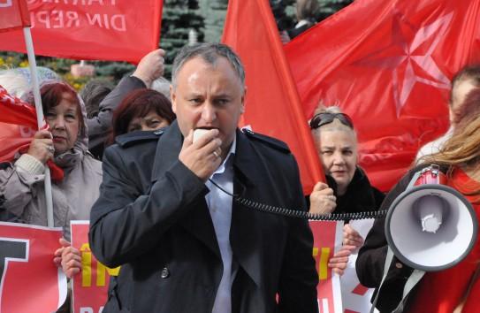 Оппозиция пообещала вновь выдвинуть вотум недоверия кабмину Молдавии