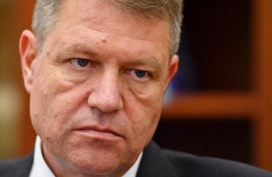Клаус Йоханнис: Унионистские движения отдалили молдаван отРумынии