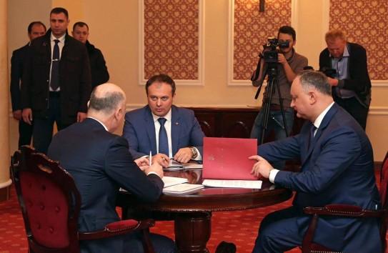 Канду принес извинения Румынии зазаявления президента Додона