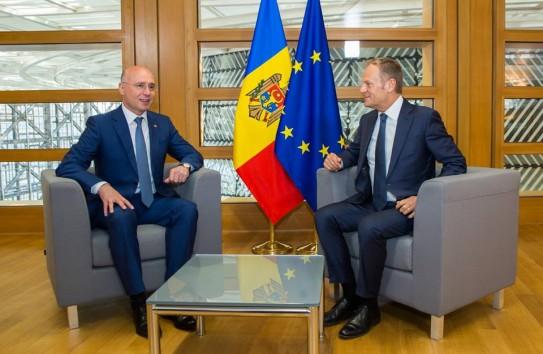 Премьеры Молдовы иРумынии обсудили введение вэксплуатацию газопровода Унгень-Кишинев
