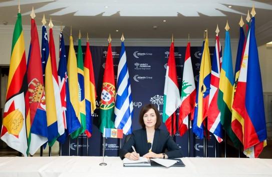 Майя Санду: прокуроры владеют доказательствами преступлений Плахотнюка