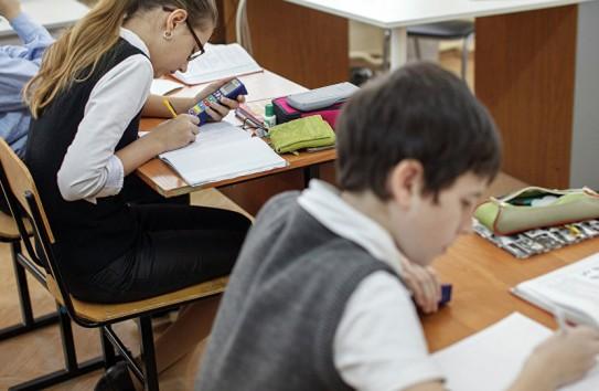 Запись в школу детей семилетнего возраста в настоящее время уже доступна