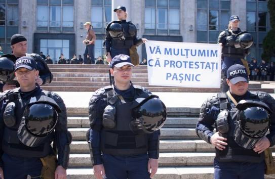 Невозможно управлять страной силами спецслужб, полиции, коррумпированных судов