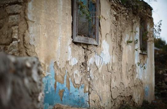 Заброшенные дома становятся проблемой примэрий