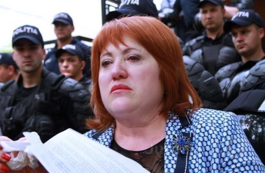 Домника Маноле: Судьям запрещали разговаривать со мной на улице