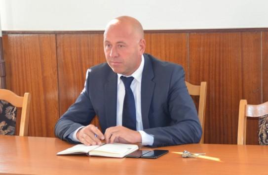 Председатель района Анений Ной Серджиу Рапча жалуется на прессинг